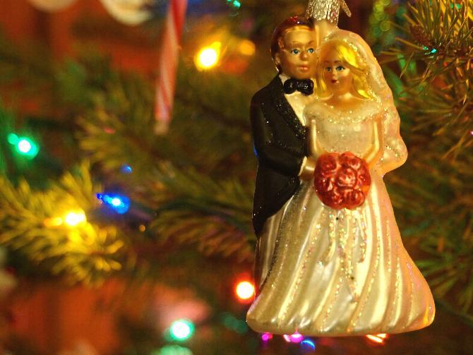 Matrimonio Sotto Natale : Matrimonio a natale invernale sposarsi in
