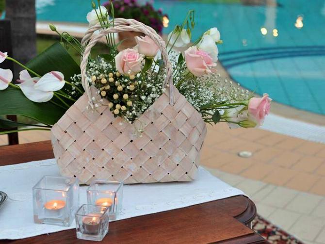 Addobbi matrimonio con candele sposarsi in calabria for Addobbi tavoli matrimonio con candele