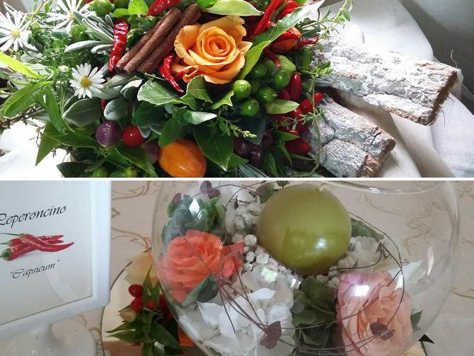 Matrimonio Tema Spezie : Matrimonio originale a tema spezie sposarsi in calabria