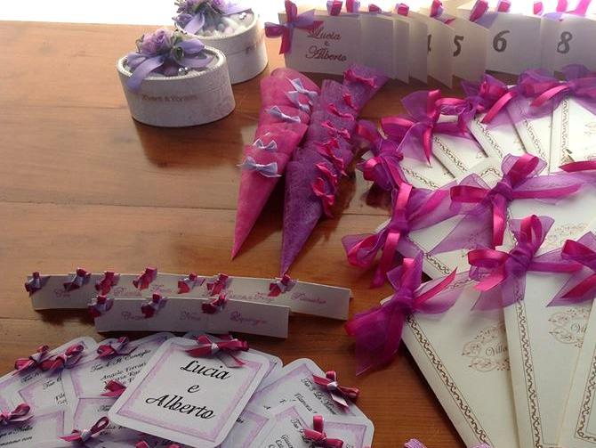Segnaposto Matrimonio Natalizio : Segnaposto matrimonio coordinato sposarsi in calabria