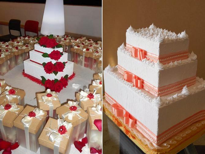 Super Torta Porta Buste - Sposarsi in Calabria ZC75